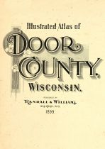 Title Page, Door County 1899