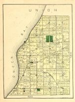 Union Township, Green Bay, Door County 1899