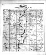 Grant Township, Dunn County 1888
