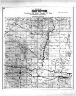 Hay River Township, Lochiel, Welton, Dunn County 1888