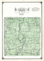 Grant Township, Dunn County 1915