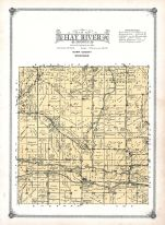 Hay River Township, Dunn County 1915