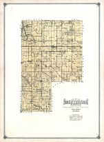 Red Cedar Township, Dunn County 1915