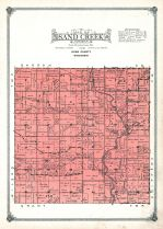 Sand Creek Township, Dunn County 1915