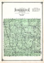 Sherman Township, Dunn County 1915