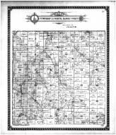 Township 25 N, Range 9 West, Cleghorn, Hadleyville, Eau Claire County 1910