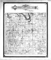 Township 26 N, Range 10 W, Chippewa River, Porterville, Eau Claire County 1910