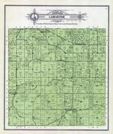 Lamartine Township, Seven Mile Creek, Woodhull Station, Holliday, Fond Du Lac County 1910