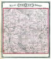 Forest Township, Fond du Lac 1874