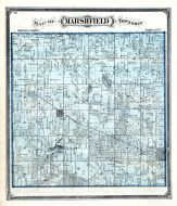 Marshfield Township, Fond du Lac 1874