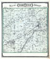Oakfield Township, Fond du Lac 1874