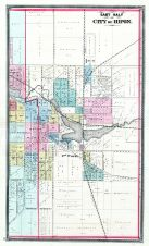 Ripon - City East, Fond du Lac 1874