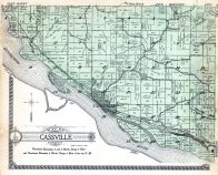 Cassville Township, Grant County 1918