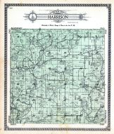 Harrison Township, Grant County 1918