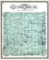 Hazel Green Township, Grant County 1918