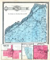 Millville Township, Georgetown, Buena Vista, Section 35 - Enlarged Plat, Grant County 1918