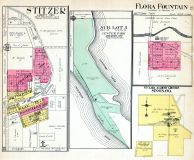 Stitzer, Flora Fountain, Sub. Lot 5, St. Clara Academy Grounds Sinsinawa, Grant County 1918