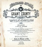 Title Page, Grant County 1918