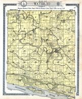 Waterloo Township, Grant County 1918