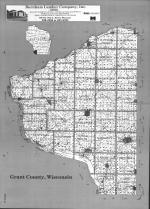 Index Map, Grant County 1993