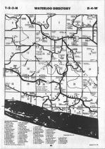 Map Image 009, Grant County 1993