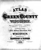 Title Page, Green County 1873