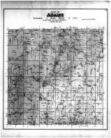 Adams Township, Green County 1891