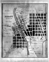 Albany, Green County 1891