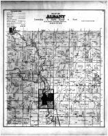 Albany Township, Attica, Green County 1891