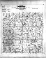Jordan Township, Green County 1891