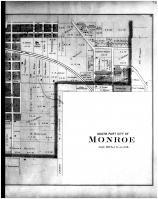 Monroe City - South - Right, Green County 1891