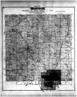 Monroe Township, Green County 1891