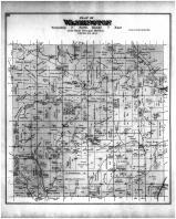 Washington Township, Schultz PO, Green County 1891