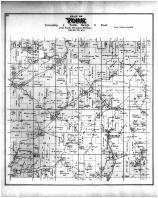 York Township, Postville, Green County 1891