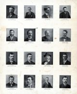 Marty, Kennedy, Holcomb, O'Connor, Karney, Fairman, Lawver, Coryell, Pengra, Stauffacher, Lewis, Green County 1902