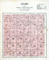 Adams, Green County 1902