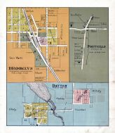 Brooklyn, Dayton, Postville, Green County 1902
