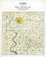 Cadiz, Green County 1902