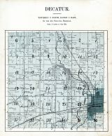 Decatur, Green County 1902