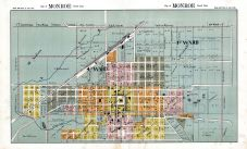 Monroe City - North, Green County 1902