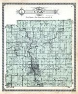Albany Township, Green County 1918