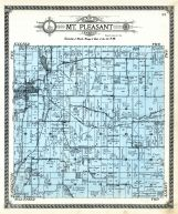 Mt. Pleasant Township, Green County 1918