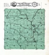 New Glarus Township, Green County 1931