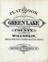 Title Page, Green Lake County 1901