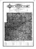 Manchester Township, Green Lake County 1914