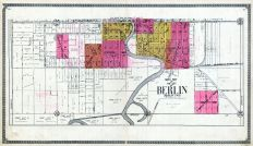 Berlin City - South, Green Lake County 1923