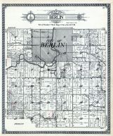 Berlin Township, Green Lake County 1923