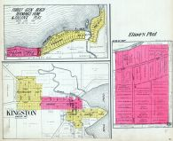 Forest Glen Beach, Herman's Home, Cullen's Plat, Kingston, Elmer's Plat, Green Lake County 1923