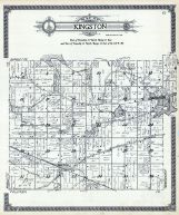 Kingston Township, Green Lake County 1923