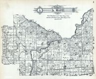 St. Marie Township, Green Lake County 1923